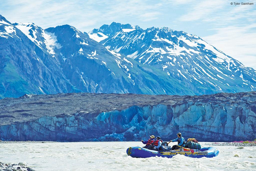 Alsek, Canadian River Expeditions