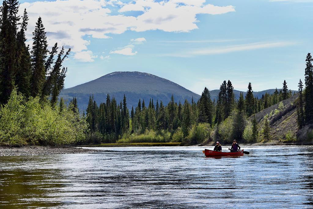 Takhini River, Muktuk Adv