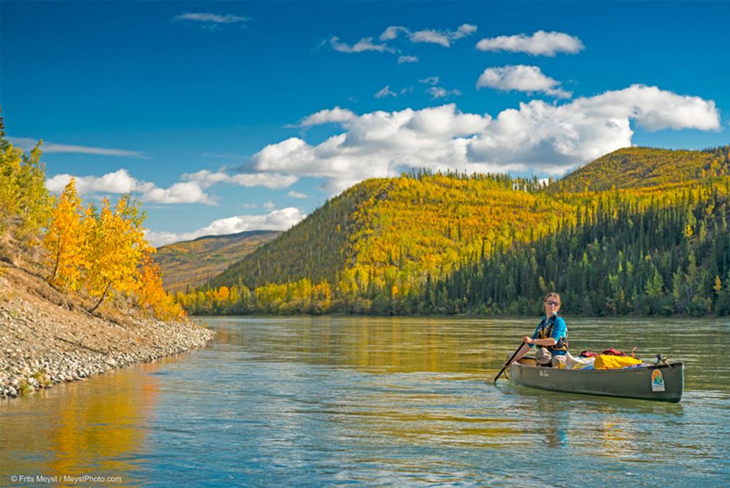Teslin River Nature Tours Yukon