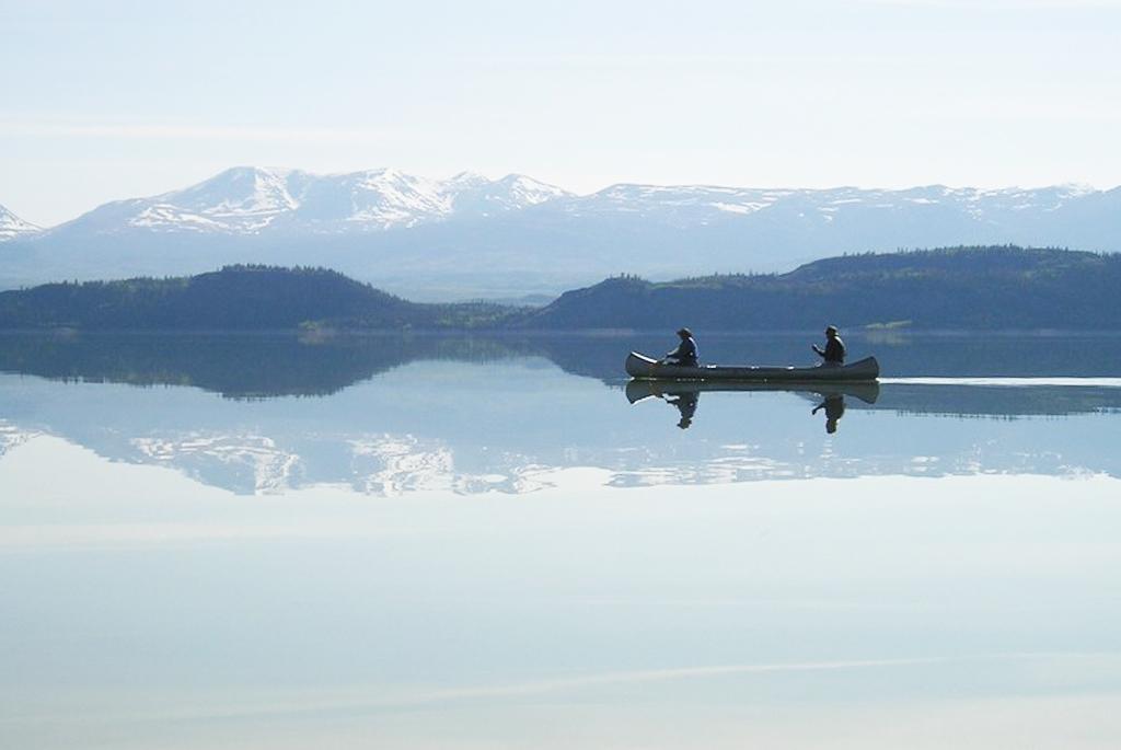 Yukon River Cathers
