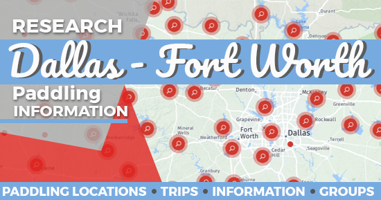 Canoeing & Kayaking in Dallas & Fort Worth