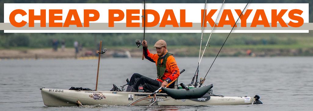 Cheap Pedal Kayaks