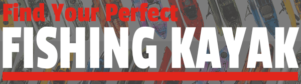 Find your perfect Fishing Kayak