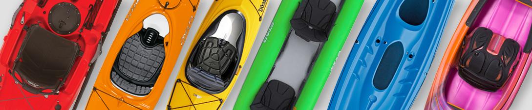 Kayaking's True Colors