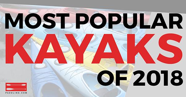 Most Popular Kayaks of 2018 - Paddling.com