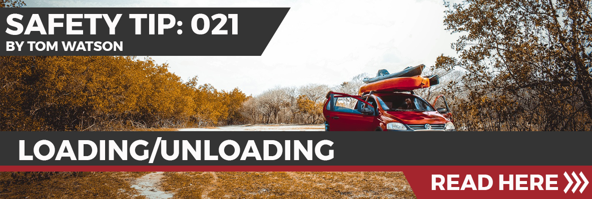 Safety Tip 021 - Loading/Unloading Your Boat
