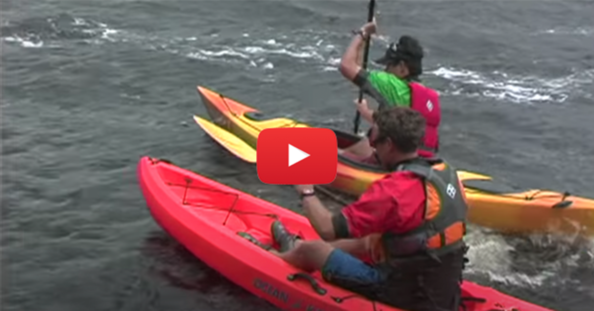 Sit On Top Vs Sit Inside Kayaks Paddling Com