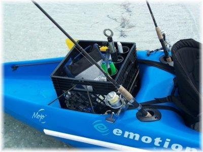 Organizing Your Fishing Kayak Paddling Com