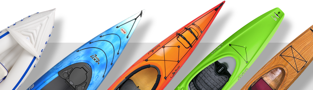 Types of Kayak Materials