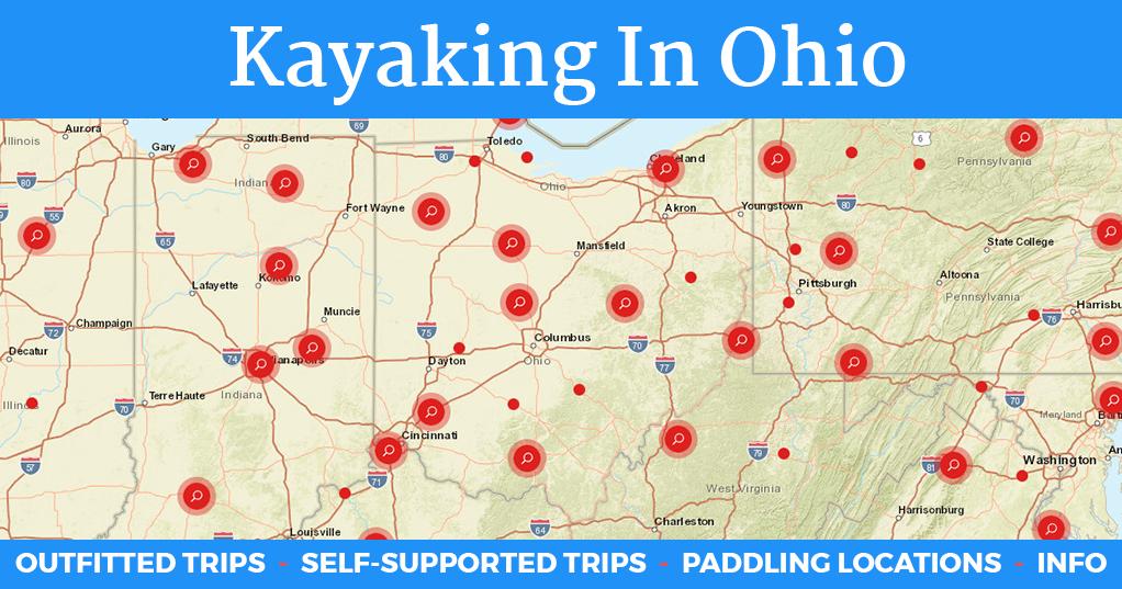 Kayaking in Ohio