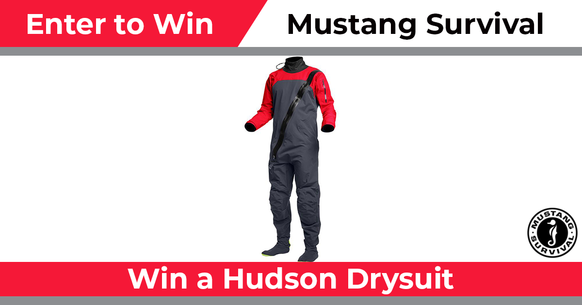 online contests, sweepstakes and giveaways - Mustang Survival Sweepstakes